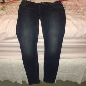 NWT Hudson Super Skinny Krista Jeans